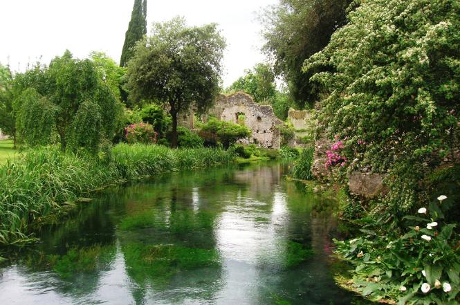 Galleria foto - Visitare Sermoneta uno dei borghi medievali più belli del Lazio Foto 1
