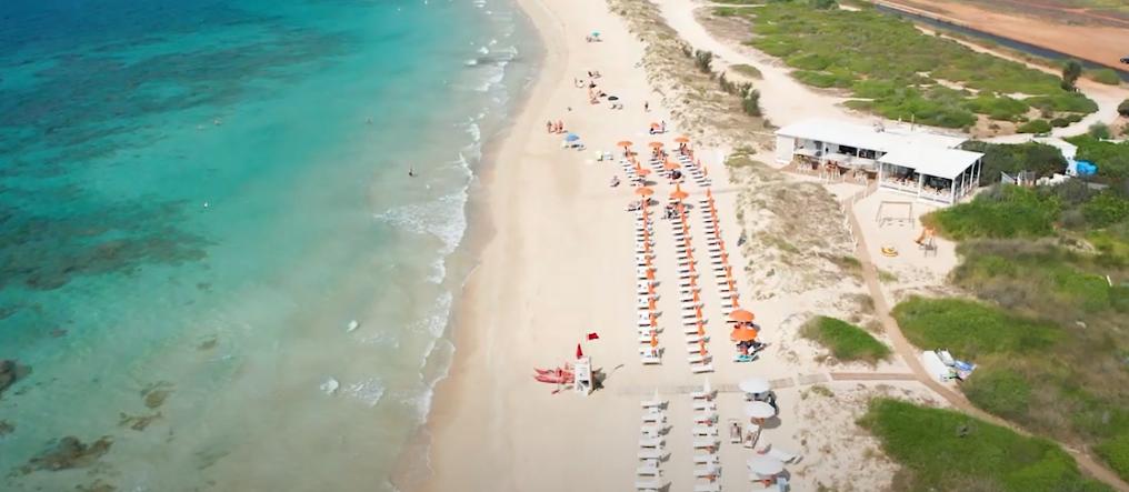 Pescoluse Spiaggia e Maldive del Salento