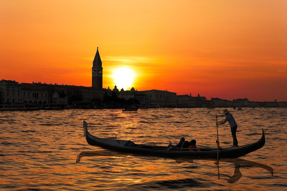I 7 tramonti più belli d'Italia