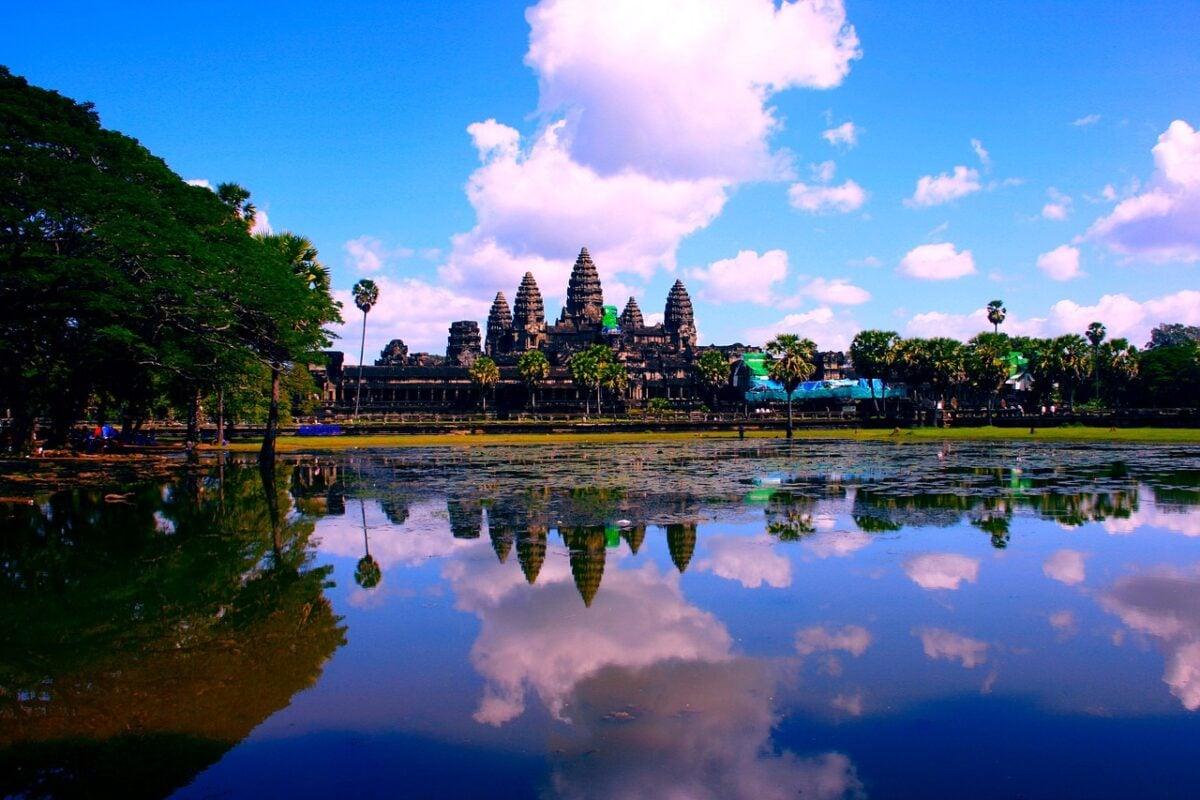 Angkor, Wat