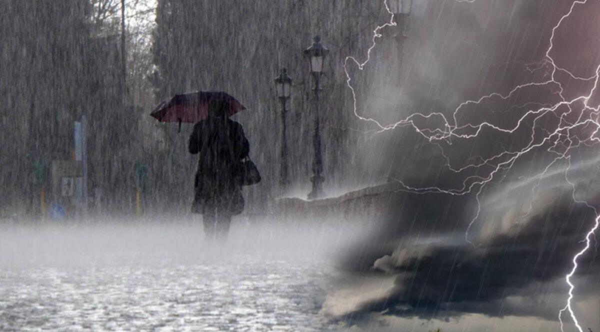 Meteo weekend del 4 e 5 settembre 2021: temporali a raffica su buona parte dell'Italia. Ecco le regioni piùcolpite