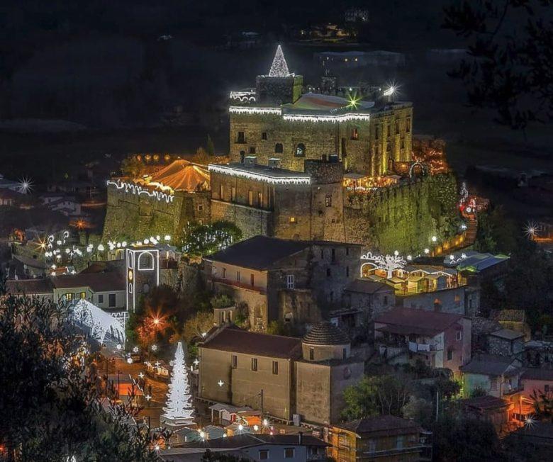 borghi-sud-italia-castello-limatola
