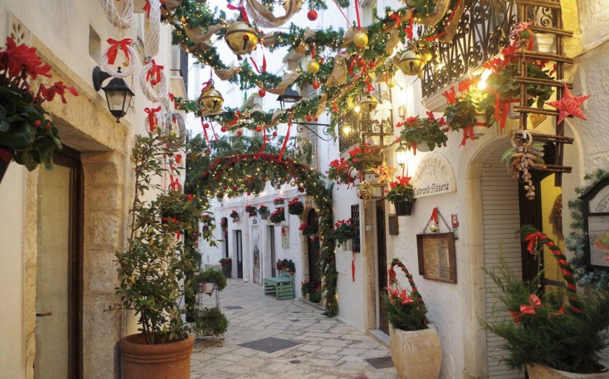 I 6 borghi più belli, autentici e caratteristici da visitare nel Sud Italia durante il periodo natalizio